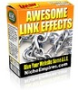 Awesome Link Effects Website Script With Master Resale Right