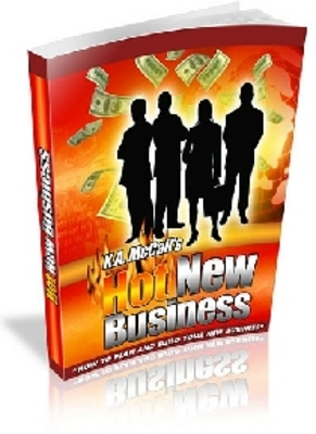 Product picture Hot New Business Ebook With Master Resale Rights