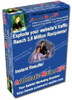 Product picture Auto Mailer XP Software With Master Resale Rights